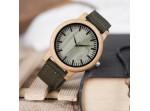 Dřevěné hodinky - Bobo bird Tree