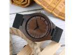Dřevěné hodinky - Cork