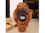 Dřevěné hodinky - BOBO BIRD Indiana