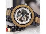 Dřevěné hodinky - BOBO BIRD Window